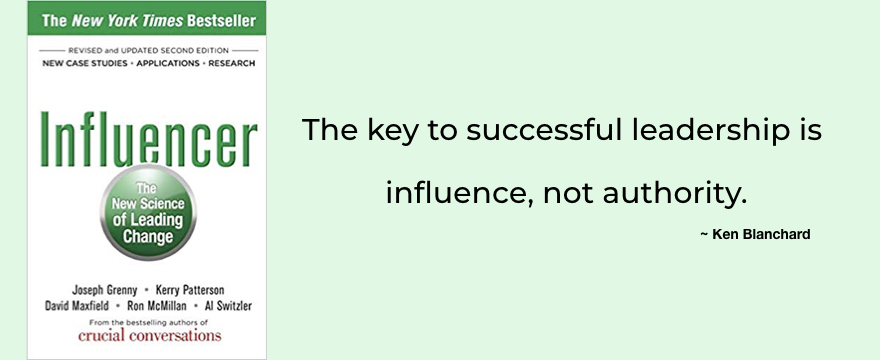 Want Influence?  Without These 6 Sources You'll Never Get It.