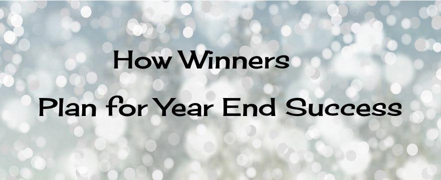 The 3 Things Top Earners Do In Last 2 Weeks of December?