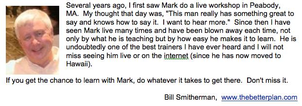 Bill Smitherman Testimonial