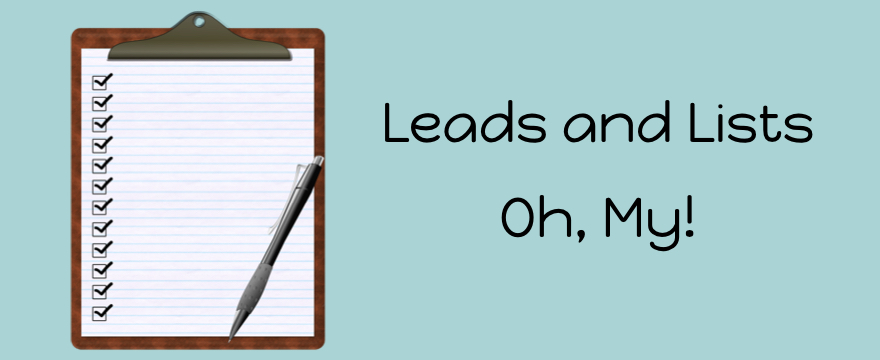 Addiction to Leads & Lists Kills MLMers