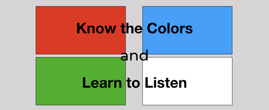 How 4 Colors, A Cheat Sheet & Listening Got More MLMer's Sponsoring Instantly