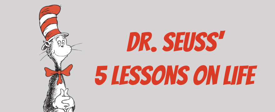 Dr. Seuss' 5 Lessons on Life Provide Key to MLM Vault