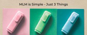 MLM is Simple