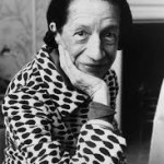 """To be contented—that's for the cows."" Diane Vreeland"