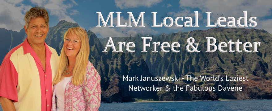 MLM Local Leads Are Free and Better