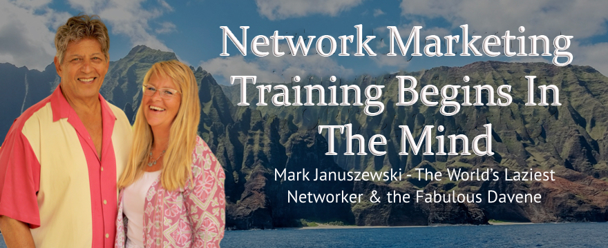Network Marketer Training Begins In The Mind