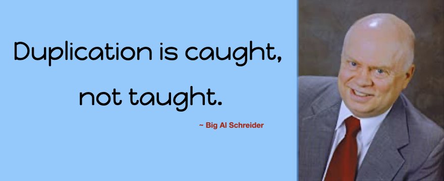"MLM Duplication Is Caught Says ""Big Al"" Schreiter"